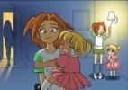 Комикс для детей от МВД России: Фоторепортаж
