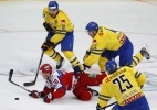 Россия - Швеция Кубок Первого канала 13 декабря 2012: Фоторепортаж