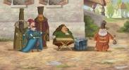 Три богатыря на дальних берегах: кадры: Фоторепортаж