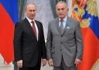 Фоторепортаж: «Путин вручает госнаграды 26 декабря 2012»