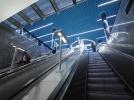 станция метро Алма-Атинская: Фоторепортаж