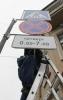 Фоторепортаж: «Знаки, ограничивающие парковку в конкретное время»