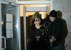 Фоторепортаж: «Леди Гага в Пулково»