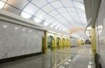 """Фоторепортаж: «Станции метро """"Бухарестская"""" и """"Международная""""»"""