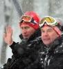 Фоторепортаж: «Путин горные лыжи»