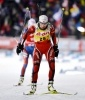 Фоторепортаж: «Спринт женщины биатлон Кубок мира 2012»