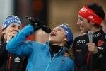 Биатлон, Рождественская гонка, 29 декабря 2012: Фоторепортаж