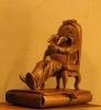 Фоторепортаж: «Эскизы памятника взятке»