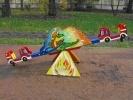 Детские площадки МЧС: Фоторепортаж