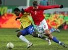 Фоторепортаж: «Футбол Россия - Бразилия 2006»