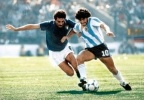 Диего Марадона: Фоторепортаж