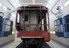 Фоторепортаж: «Вагоны метро 81-717/714, ОЭРВЗ»