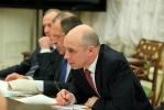 Фоторепортаж: «Путин на заседании по военно-техническому сотрудничеству»
