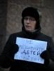 Пикеты против закона Димы Яковлева в Москве: Фоторепортаж