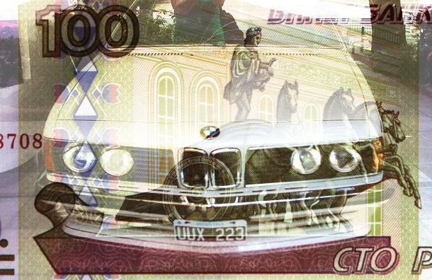 Петербуржцам автомобили обходятся дороже всех остальных россиян