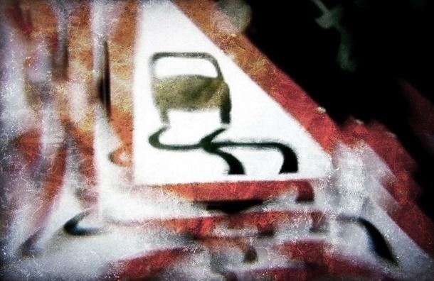 Пьяный гаишник сбил человека на Дунайском проспекте