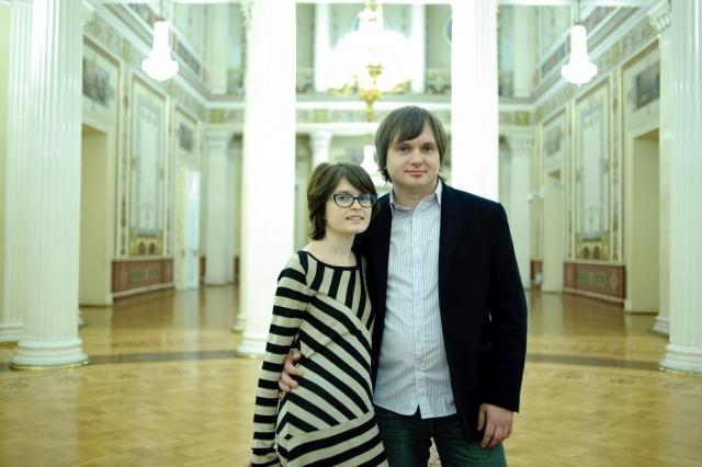 Ольга Гущина и Денис Васильев: Фото