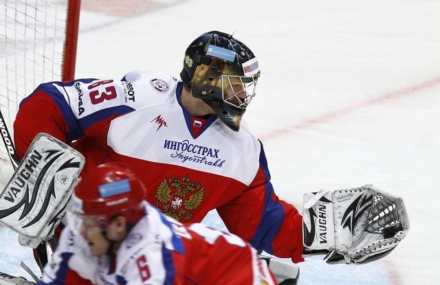 Россия – Чехия, Кубок Первого канала 6:0: Фото