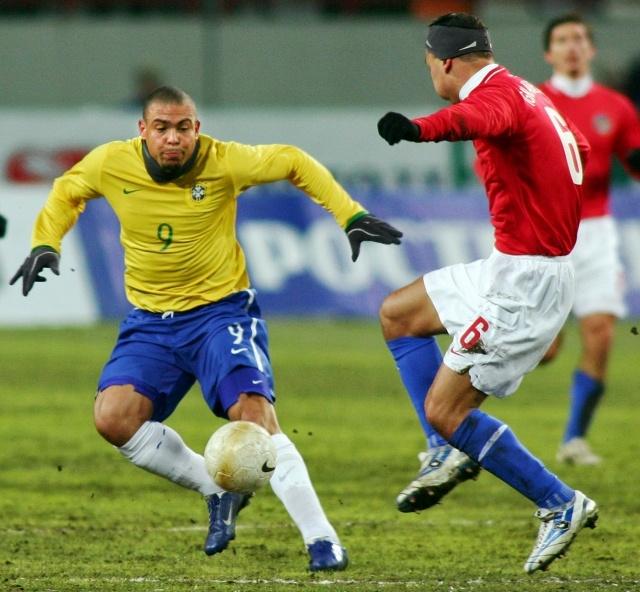 Футбол Россия - Бразилия 2006: Фото