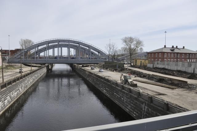 Американские мосты, Обводный канал: Фото