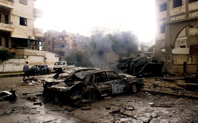 Хомс, Сирия: Фото