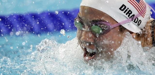 Чемпионат мира по плаванию в Стамбуле на короткой воде. 12 декабря: Фото