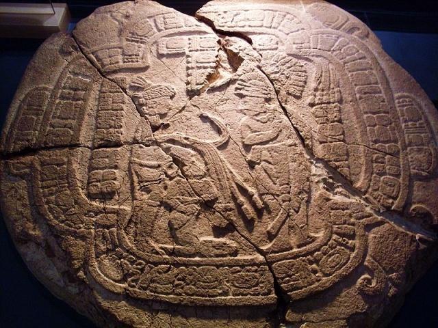 Древние майя: Фото