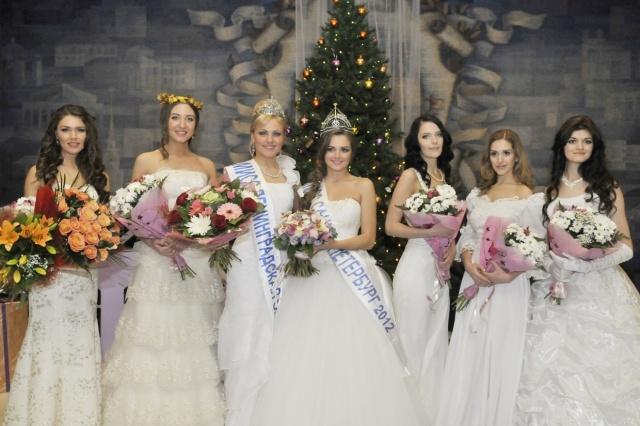 Мисс Петербург 2012: Фото