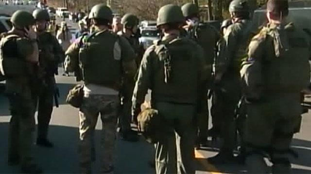 Стрельба в школе в США 14.12.12: Фото