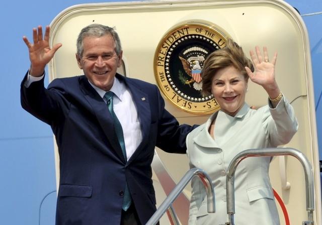 Джордж Буш младший: Фото