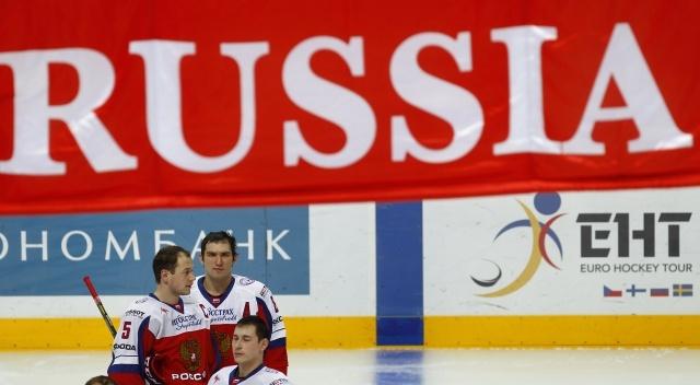 Россия - Швеция Кубок Первого канала 13 декабря 2012: Фото