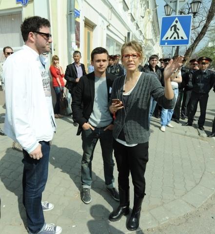 Собчак и Виторган: Фото