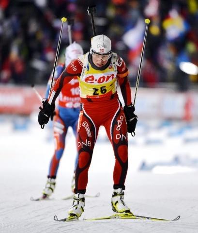 Спринт женщины биатлон Кубок мира 2012: Фото