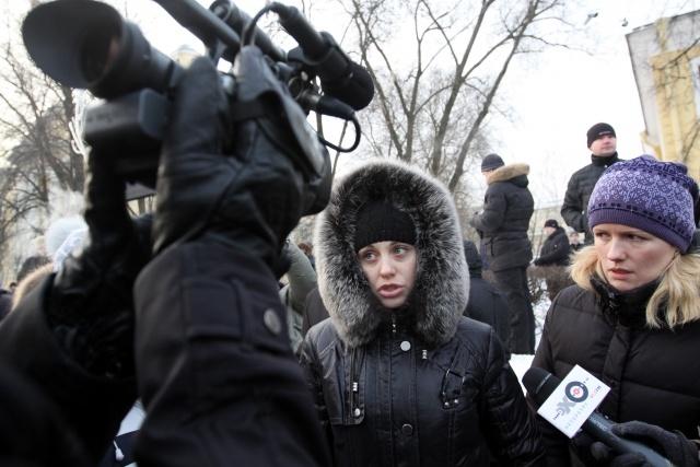 Григорий Кочнев. Акция памяти: Фото
