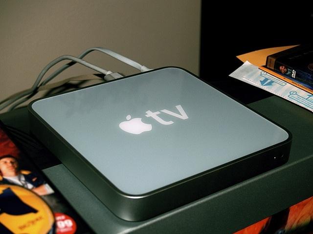Apple TV: Фото