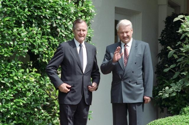 Джордж Буш старший: Фото