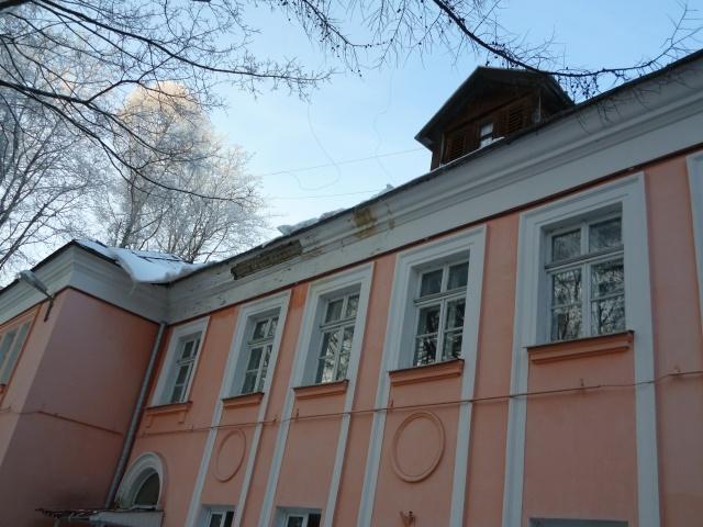 Обрушение потолка в детсаду Нижнего Новгорода: Фото