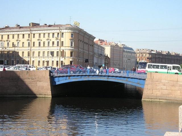 Синий мост: Фото