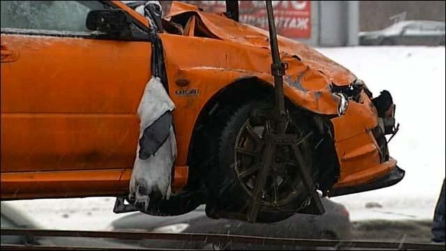 Автогонщик Григорий Сурлье сбил насмерть двух людей: Фото