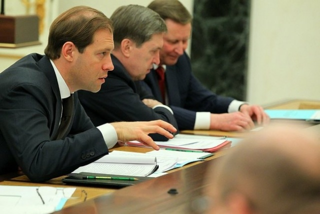 Путин на заседании по военно-техническому сотрудничеству: Фото