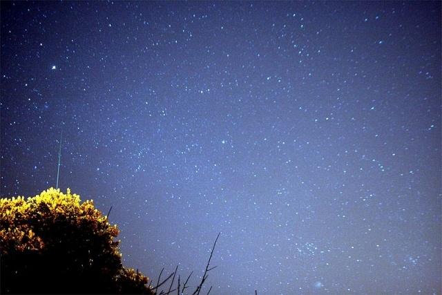 Метеорный поток Геминиды: Фото