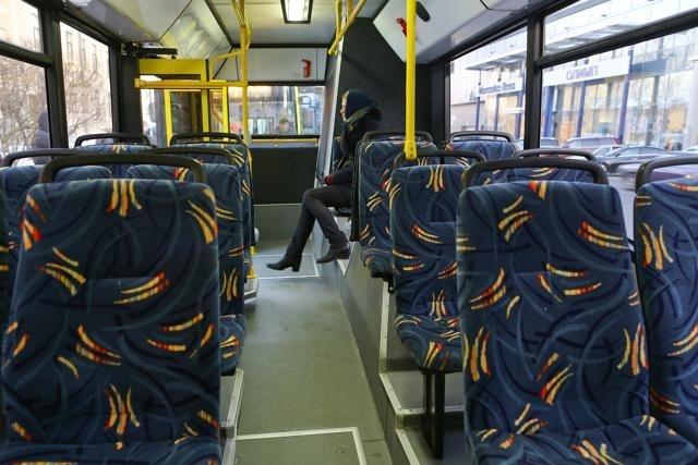 Wi-fi-автобус: Фото