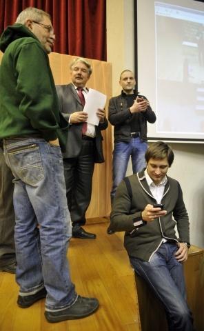 Сергей Бабурин, ректор РГТЭУ: Фото