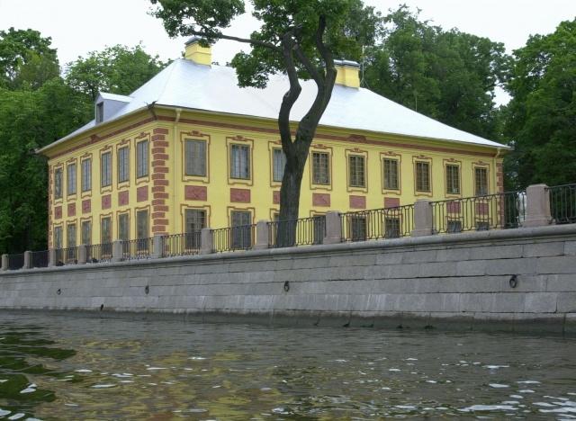 Летний дворец Петра I: Фото