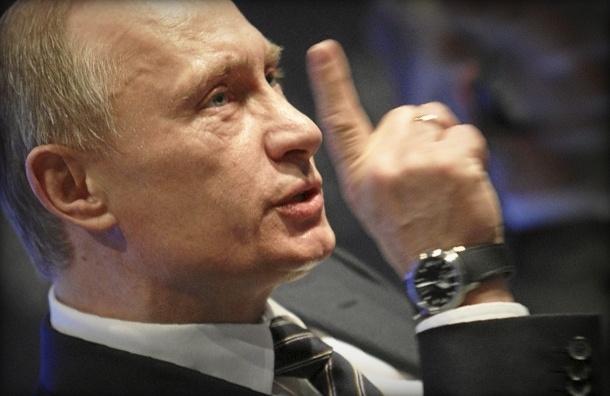 Президент Путин подписал «закон Димы Яковлева»