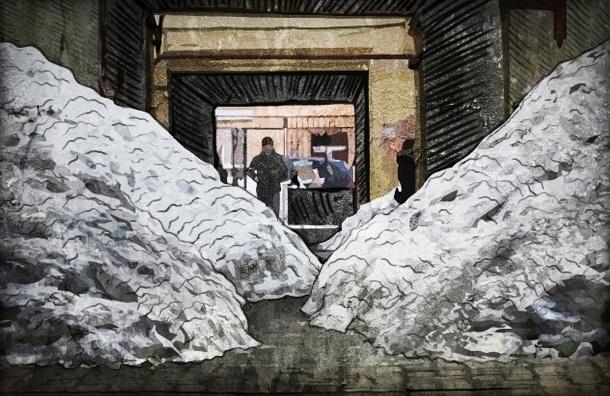 Где в Петербурге хуже всего убирают снег: рейтинг проблемных районов