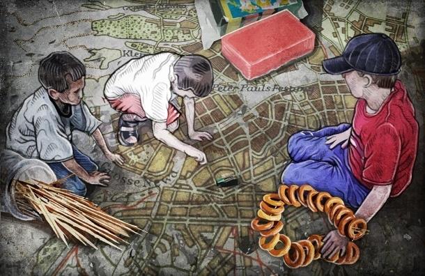 Губки для посуды и зубочистки помогают петербуржцам принять участие в жизни квартала