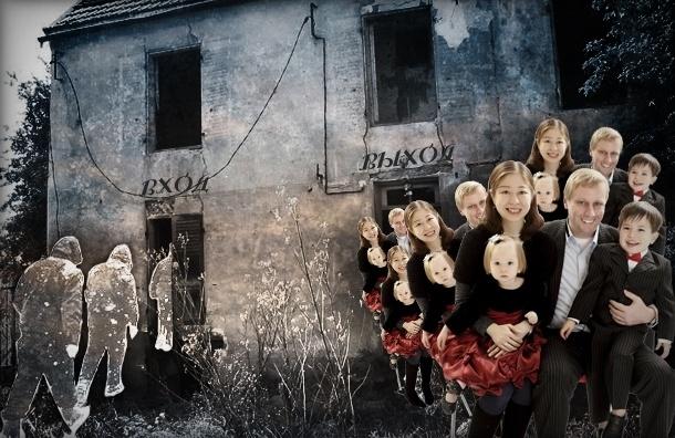 Мигранты, молодежь и художники как спасители заброшенных домов Петербурга