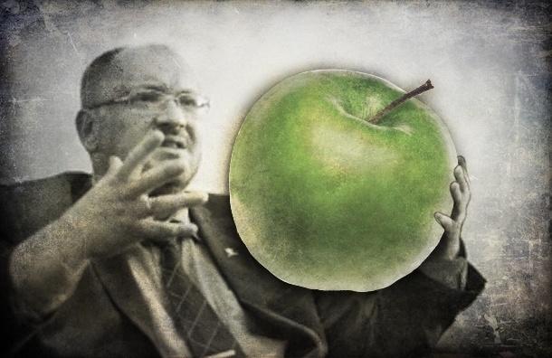 Максима Резника выгоняют из «Яблока»