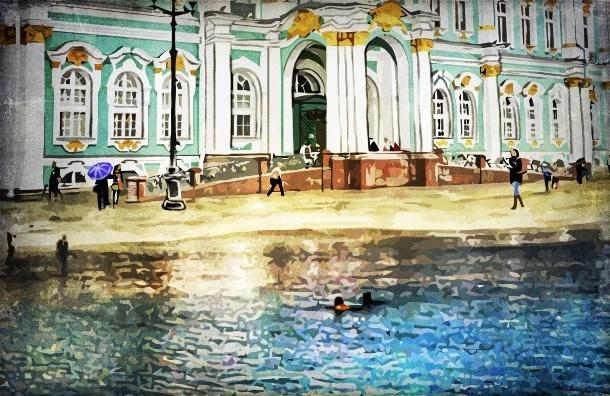 Чтобы Петербург изменился к лучшему, городу нужна Олимпиада